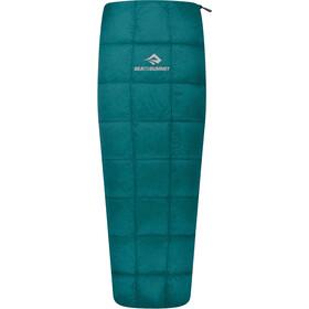 Sea to Summit Traveller TrI Sleeping Bag regular teal